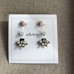 Stella and Dot Ava Ear Jackets